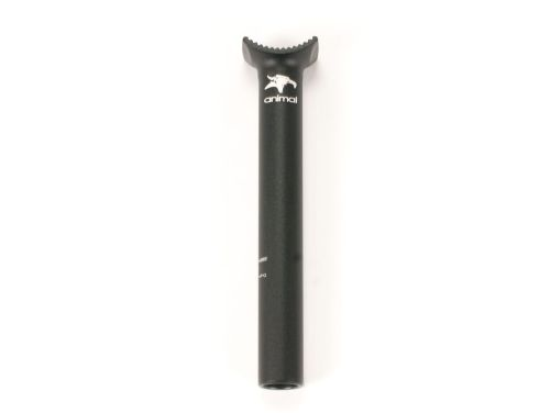 Animal Pivotal 200mm Seat Post Black